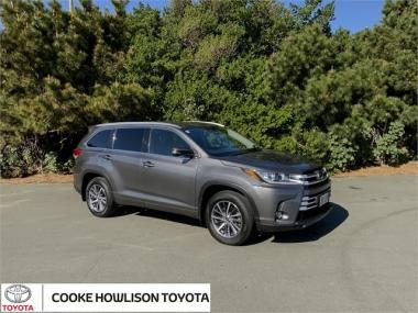2018 Toyota Highlander GXL 3.5P 8AT AWD SUV/5D/7S