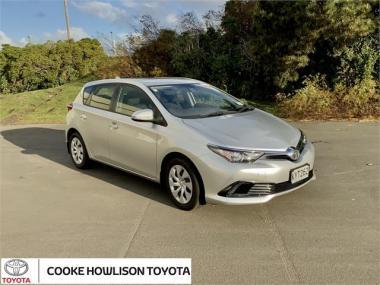 2017 Toyota Corolla GX HATHCBACK