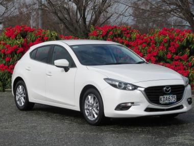2016 Mazda 3 GSX
