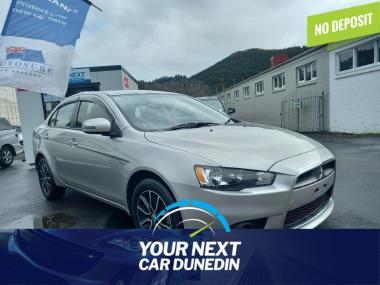 2015 Mitsubishi Galant Fortis No Deposit Finance