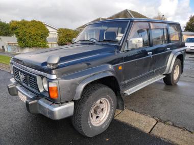 1992 Nissan Safari