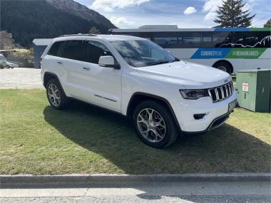 2020 Jeep Grand Cherokee 3.0D Limited 4WD