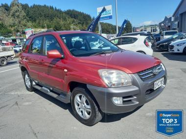2007 Kia Sportage 2WD Diesel No Deposit Finance
