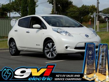 2017 Nissan Leaf 30X 30kWh * 180kms Range! * Take