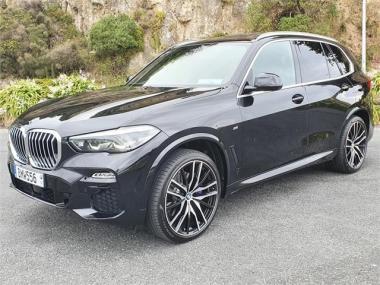 2020 BMW X5 xDrive30d M-Sport +Comfort +Vision&Sou