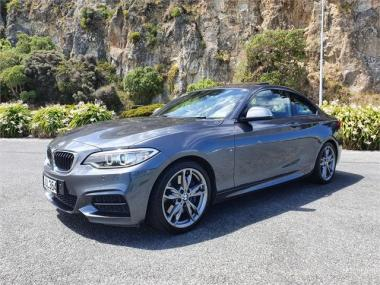 2016 BMW M235i M Sport Coupe, NZ New
