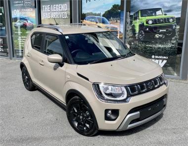 2021 Suzuki Ignis 1.2 Limited Hatch