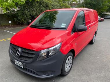 2017 MercedesBenz Vito 109 CD MT  Diesel Van