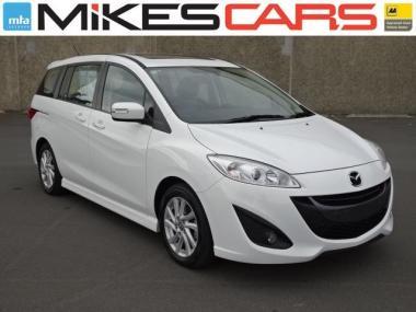 2015 Mazda Premacy 2.0L 7 Seater - 44,663km