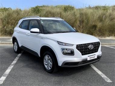 2020 Hyundai Venue 1.6  2WD  6sp Auto