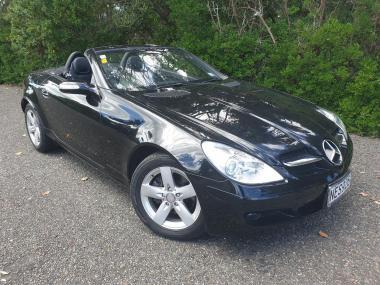 2009 MercedesBenz SLK 280