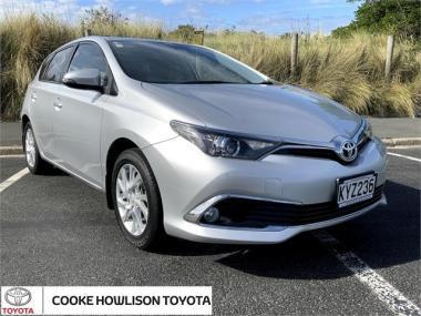 2017 Toyota Corolla GLX FWD 1.8P HATCH