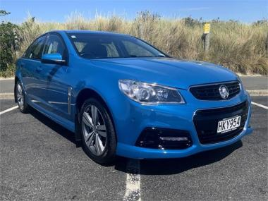 2014 Holden VF Holden VF 3.6 SV6 SEDAN