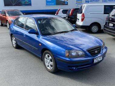 2004 HYUNDAI ELANTRA 2.0 GLS Auto NZ New