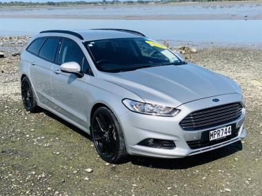 2018 FORD MONDEO Ambiente 2.0p Ecoboost Wagon