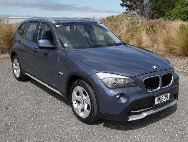 2010 BMW X1 S-Drive 118i