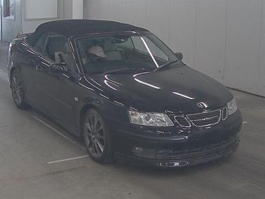 2006 Saab 9-3 Aero 2.8 V6 Cabriolet