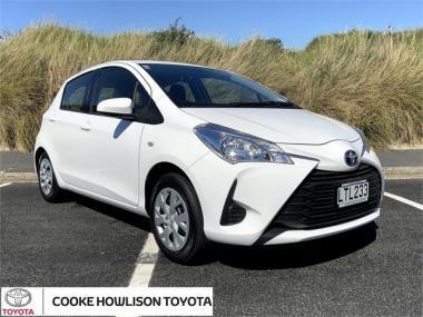 2018 Toyota Yaris GX 1.3