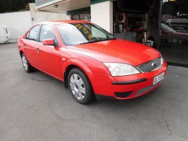2006 Ford Mondeo GLX
