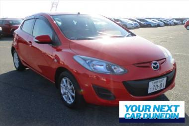 2011 Mazda Demio Skyactive No Deposit Finance