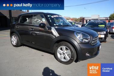 2014 MINI Countryman COOPER DIE