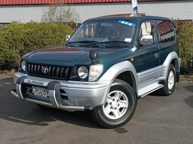 1996 Toyota Landcruiser Prado PRADO