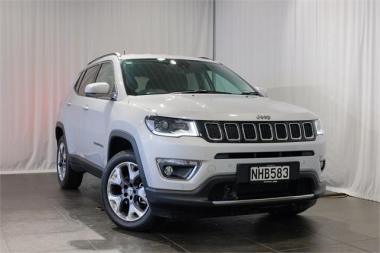 2021 Jeep Compass Limited 2.4L Petrol 4WD