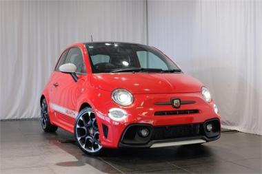 2021 Fiat Abarth 595 Competizione 1.4L Turbo Petro
