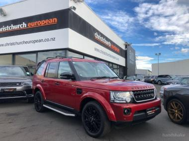 2015 LandRover Discovery 4 Facelift Supercharged B
