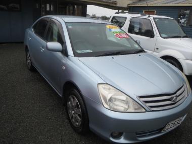 2004 Toyota Allion
