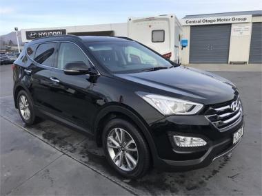 2014 Hyundai Santa Fe DM 2.2 Diesel Elite 7S
