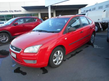 2006 Ford FOCUS 2.0 Hatch manual