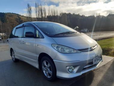 2005 Toyota Estima Premium No Deposit Finance