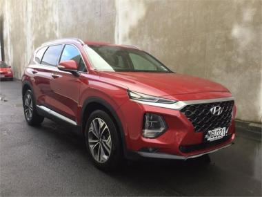 2019 Hyundai Santa Fe Tm Elite 2.2 Diesel AWD