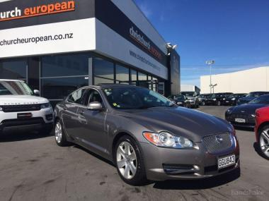 2008 Jaguar XF 3.0 Premium Luxury