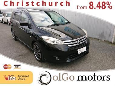 2011 Nissan Lafesta Highway Star Premacy 7seats