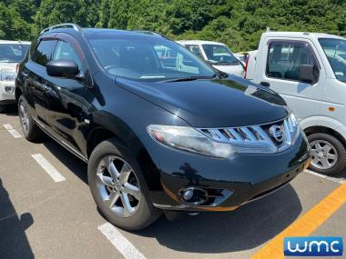 2009 Nissan MURANO 250XV Four 'Leather Package'