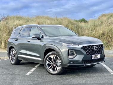 2020 Hyundai Santa Fe Tm Elite 2.2D/4Wd