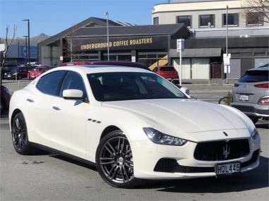 2014 Maserati Ghibli 3.0L Twin Tubro S / V6 301Kw