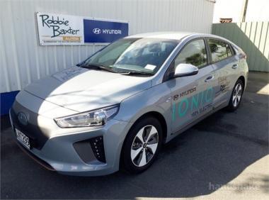 2018 Hyundai Ioniq EV