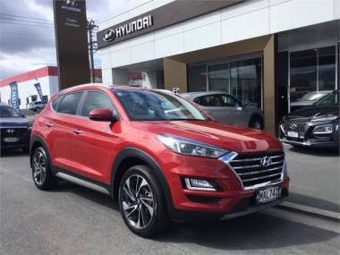 2019 Hyundai Tucson 2.0 Diesel ELITE Series II