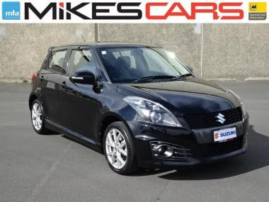 2013 Suzuki Swift Sports 1.6L