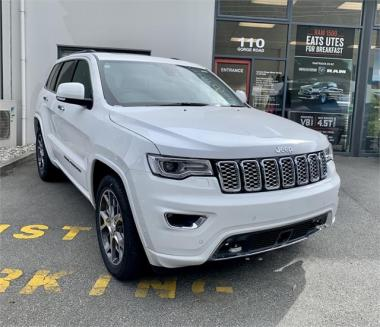 2020 Jeep Grand Cherokee 3.0 Diesel Overland 8A