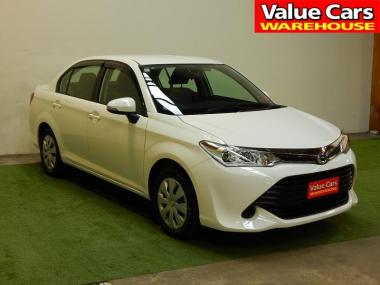 2015 Toyota Corolla Axio X