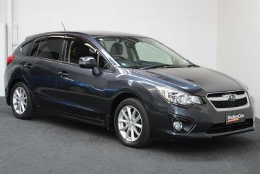 2013 Subaru Impreza Sport 2.0i Eyesight 4WD