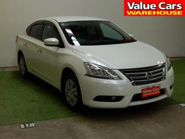 2017 Nissan Sylphy S
