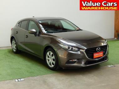 2017 Mazda Axela 15C
