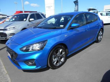 2019 Ford FOCUS ST-LINE 1.5 Petrol Hatch 8 speed A