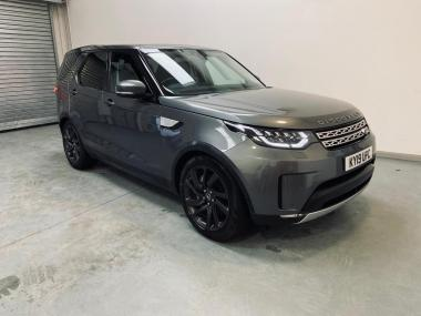 2019 LandRover Discovery 5 3.0 SD6 HSE Facelift 7