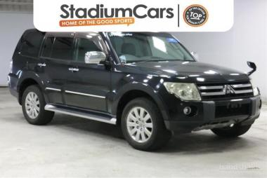 2006 Mitsubishi Pajero Long Super Exceed On Handshake